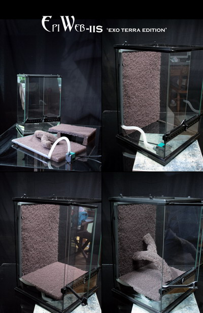Exo Terra Dripper Plant Drip Watering System: Epiweb